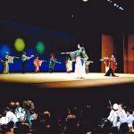 創作日本舞踊:天羽会桐流 家元・桐 彩華(天羽祥瑞)のチャリティー公演